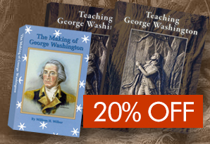 George Washington Book Bundle, 20% OFF
